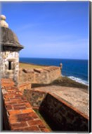 Castle of San Cristobal, Old San Juan, Puerto Rico Fine-Art Print