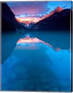 Alberta, Banff NP, Victoria Glacier, Lake Louise Fine-Art Print