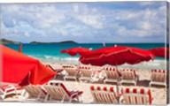 Orient Beach, St Maarten, French West Indies Fine-Art Print