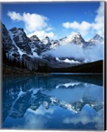 Valley of Ten Peaks, Lake Moraine, Banff National Park, Alberta, Canada Fine-Art Print