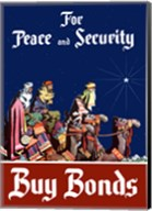 Buy Bonds for Peace and Security Fine-Art Print