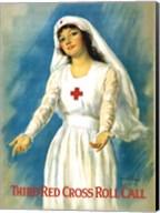 Third Red Cross Roll Call Fine-Art Print
