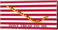 Don't Tread on Me Fine-Art Print