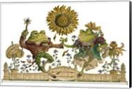 Frog Gavotte Fine-Art Print