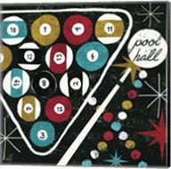 Vegas - Pool Hall Fine-Art Print