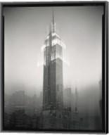 Empire State Building Motion Landscape #2 Fine-Art Print