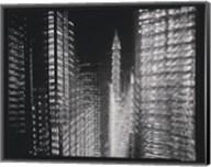Chrysler Building Motion Landscape #4 Fine-Art Print