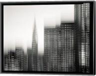Chrysler Building Motion Landscape #1 Fine-Art Print