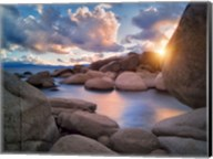 Cove Sunset Fine-Art Print