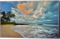 Secluded Beach Fine-Art Print