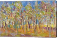 Orchard in Orchid Fine-Art Print