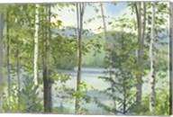 Summer Lake IV Fine-Art Print