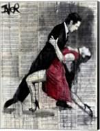Midnight Tango Fine-Art Print