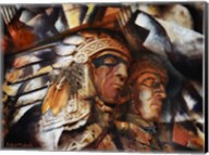 Two Native Americans Fine-Art Print