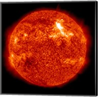 An Intensity M87 solar Flare on the Sun's Surface Fine-Art Print