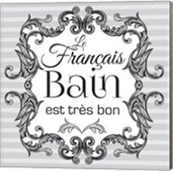 French Bath Set 01 Fine-Art Print