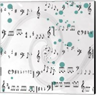 Painted Music Fine-Art Print