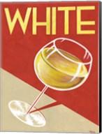 Retro White Fine-Art Print
