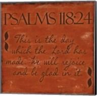 Psalms 118-24 Fine-Art Print
