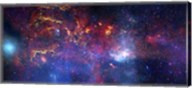 The central Region of the Milky Way Galaxy Fine-Art Print
