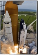 Kennedy Space Center Space Shuttle Fine-Art Print