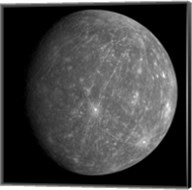 Planet Mercury 2 Fine-Art Print
