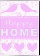 Happy Home Birds Fine-Art Print