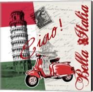 Ciao Pisa Fine-Art Print