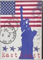USA East Coast Fine-Art Print