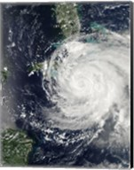 Hurricane Ike over Cuba, Jamaica, and the Bahamas Fine-Art Print