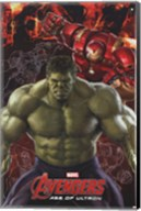 Avengers 2 - Hulk Wall Poster