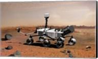 Mars Science Laboratory Fine-Art Print