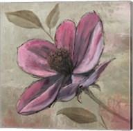 Plum Floral III Fine-Art Print