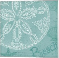 Aqua Treasure II Fine-Art Print