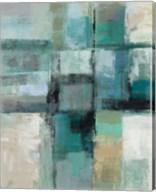 Island Hues Crop I Fine-Art Print