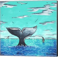 Whale Tail - Better Fine-Art Print
