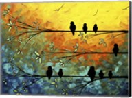 Birds Of A Feather Fine-Art Print
