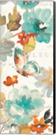 Natures Palette Panel I Fine-Art Print
