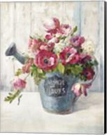 Garden Blooms II Fine-Art Print