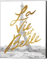 Gilded Paris Fine-Art Print