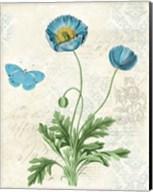 Booked Blue IV Crop Fine-Art Print