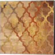 Gilded Rocking Moroccan Fine-Art Print