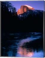 Half Dome, Merced River, Yosemite, California Fine-Art Print