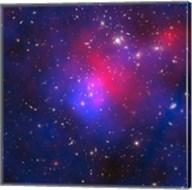Pandora's Cluster - Abell 2744 Fine-Art Print