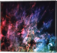Window-Curtain Structure of the Orion Nebula Fine-Art Print