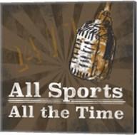 Sports Talk II Fine-Art Print