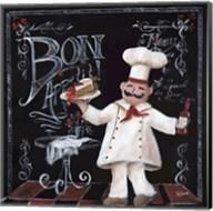 Chalkboard Chefs II Fine-Art Print