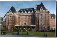 Fairmont Empress Hotel, Victoria, Vancouver Island, British Columbia, Canada Fine-Art Print