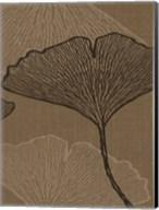 BROWN LEAVES 2 Fine-Art Print