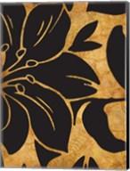 Black And Gold Fine-Art Print
